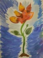 Открытый урок «Волшебный цветок»