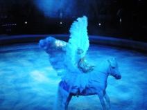 Новогоднее цирковое представление