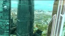 Экскурсия в Москва-сити