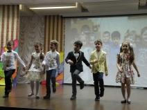 В подготовительной к школе группе состоялся Выпускной праздник.