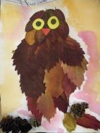 Конкурс творческих работ «Золотая волшебница Осень» в начальной школе в рамках декады Искусств