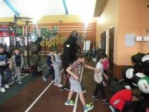 Спортивный праздник в фитнес – клубе