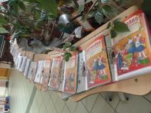 По традиции в начальной школе прошла выставка портфолио достижений школьника