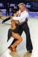 Клуб спортивных танцев