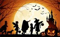 Хэллоуин в начальной школе