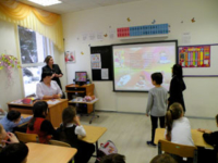 Классный час «Путь к здоровью» в начальной школе