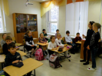 Классный час в начальной школе «Зимние виды спорта»