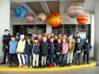Увлекательная экскурсия в Московский Планетарий