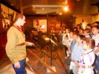Экскурсия школьников в Государственный музей обороны Москвы