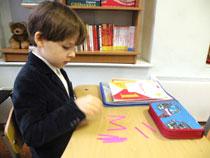 Открытый урок обучения грамоте в 1 классе