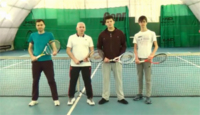 Финал турнира по большому теннису