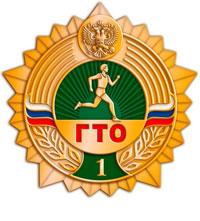 Учитель физкультуры Марков Андрей Владимирович получил Золотой знак ГТО
